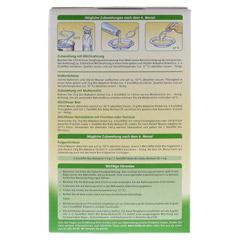 HOLLE Bio Babybrei Dinkel 250 Gramm - Rückseite