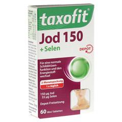 TAXOFIT Jod Depot Tabletten 60 Stück