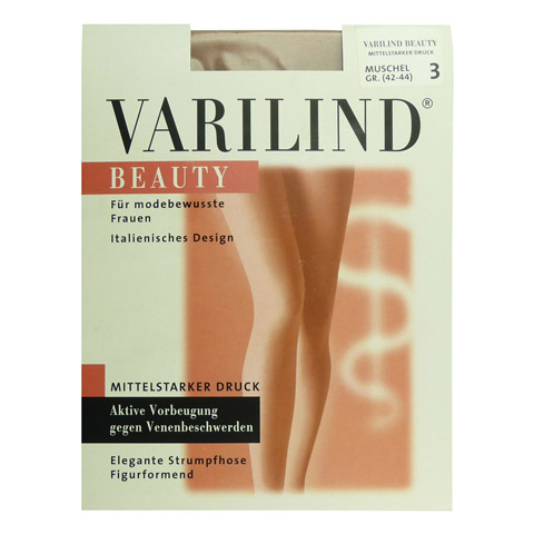 VARILIND Beauty 100den AT Gr.3 muschel 1 St�ck