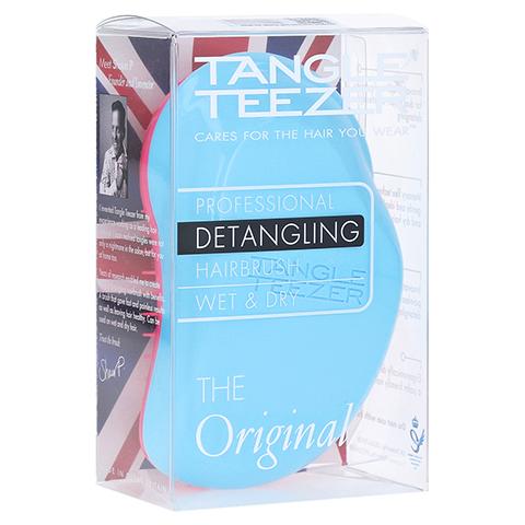 TANGLE Teezer Original Haarb�rste blau/pink 1 St�ck