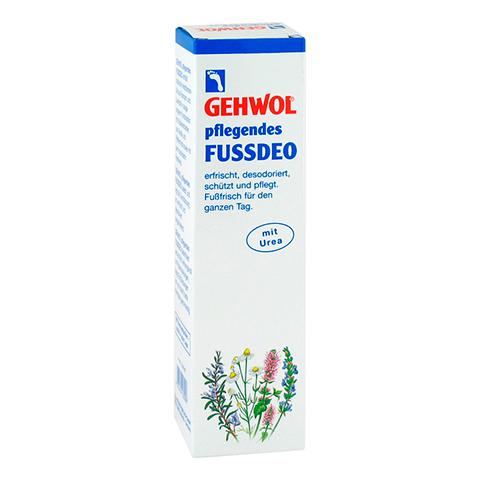 GEHWOL pflegendes Fußdeo Pumpspray 150 Milliliter