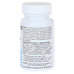 ENTEROBACT metabolic Tabletten 30 St�ck - Linke Seite