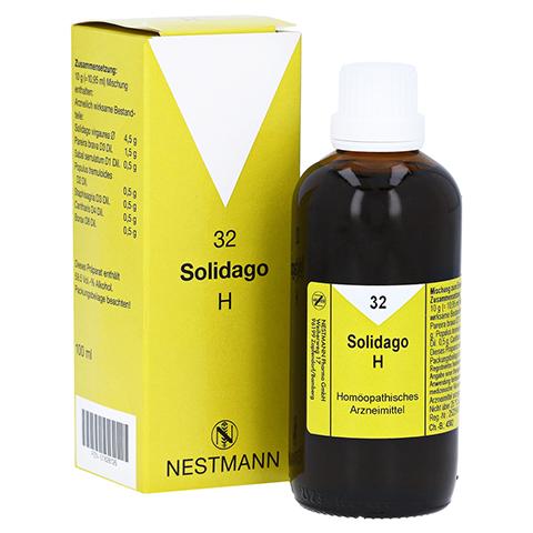 SOLIDAGO H 32 Tropfen 100 Milliliter N2