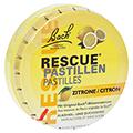 BACH ORIGINAL Rescue Pastillen Zitrone 50 Gramm