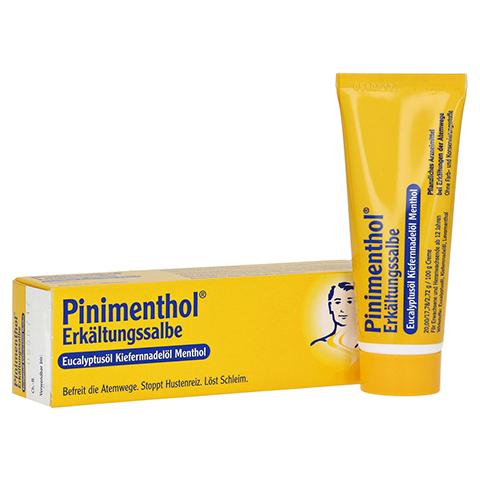 Pinimenthol Erkältungssalbe 20 Gramm N1