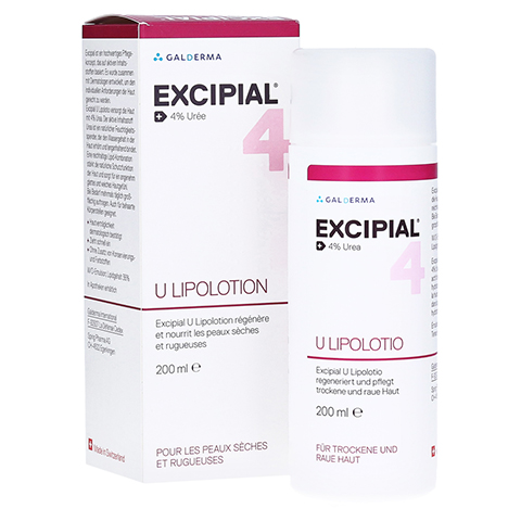 EXCIPIAL U Lipolotio 200 Milliliter