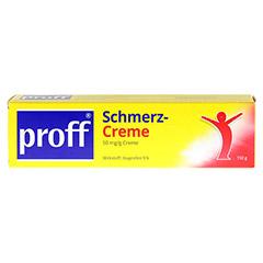 Proff Schmerzcreme 50mg/g 150 Gramm N3 - Vorderseite