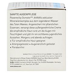 Ahava Gentle Eye Cream 15 Milliliter - Rechte Seite