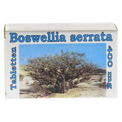 BOSWELLIA SERRATA 400 mg Tabletten 100 Stück - Vorderseite