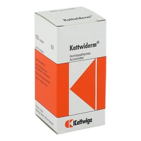 KATTWIDERM Tabletten 100 Stück