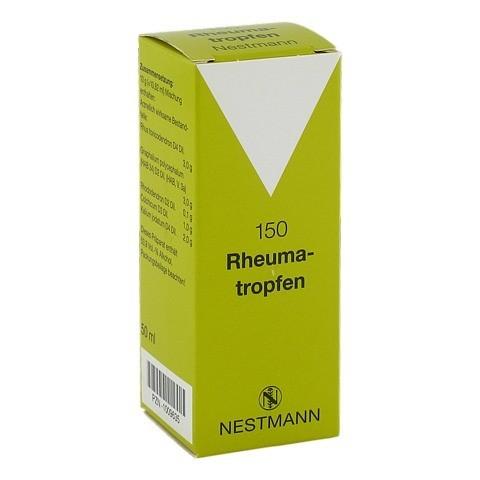 RHEUMATROPFEN Nestmann 150 50 Milliliter N1