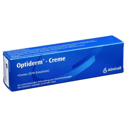 OPTIDERM Creme 50 Gramm N1