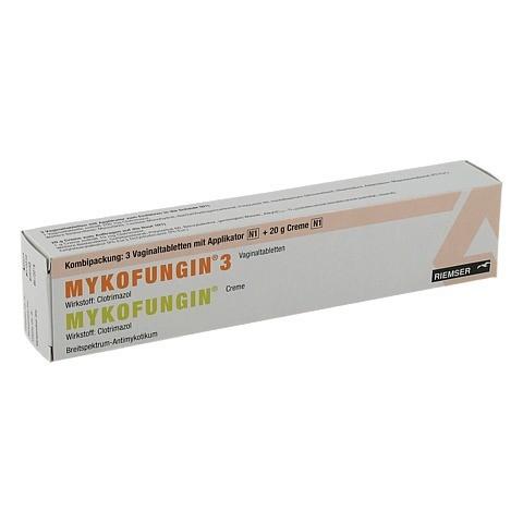 Mykofungin 3/Mykofungin 1 Stück N2