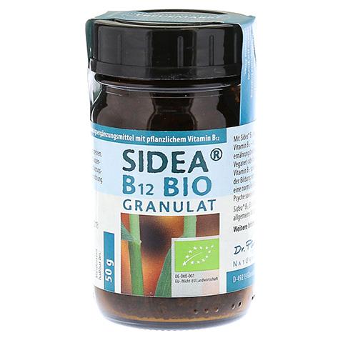 SIDEA B12 Bio Granulat 50 Gramm