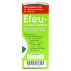 Efeu-1A Pharma Hustensaft 100 Milliliter N3 - Rechte Seite