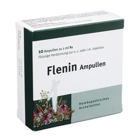 FLENIN Ampullen 10 Stück N1