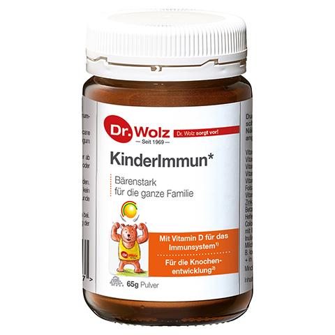 KINDERIMMUN Dr. Wolz Pulver 65 Gramm