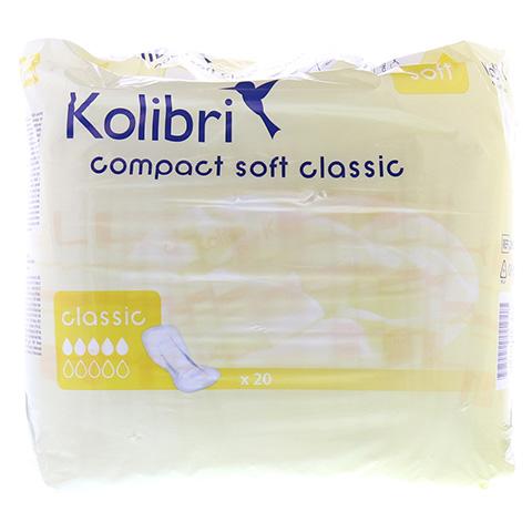 KOLIBRI compact soft Vorlagen anatomisch classic 20 St�ck