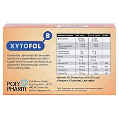 XYTO Fol B Kapseln 90 Stück - Rückseite