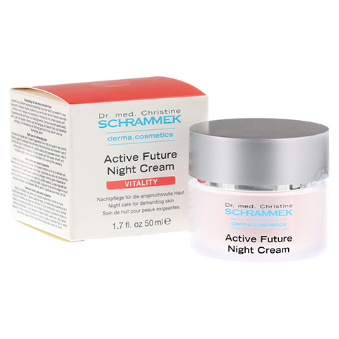 Dr. Schrammek Active Future Night Cream 50 Milliliter