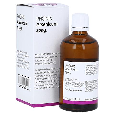 PHÖNIX ARSENICUM spag. Tropfen 100 Milliliter N2