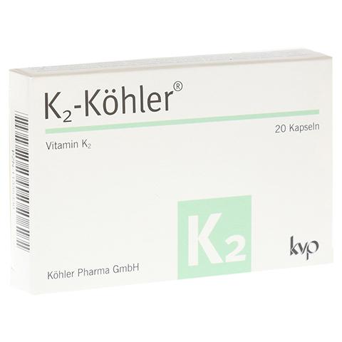 K2-KÖHLER Kapseln 20 Stück