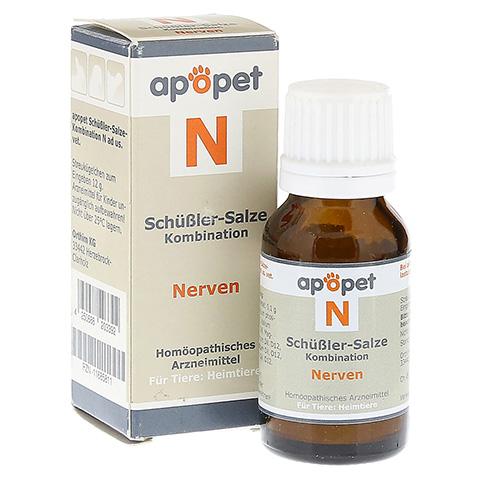 APOPET Sch��ler-Salze-Kombination N ad us.vet.Gl. 12 Gramm