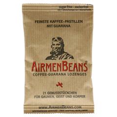 AIRMENBEANS feinste Kaffee Pastillen m.Guarana 21 Stück