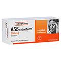 ASS-ratiopharm 300mg 50 St�ck N3