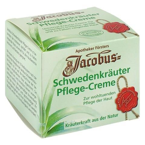 JACOBUS Schwedenkräuter Creme 100 Milliliter