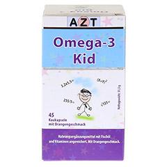 OMEGA 3 Kid Kautabletten 45 Stück - Vorderseite