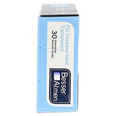 Besser Atmen Nasenstrips 30 Stück - Rechte Seite
