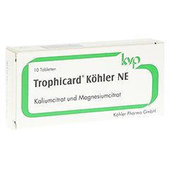 TROPHICARD Köhler NE Tabletten 10 Stück