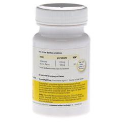 SELEN 50 µg Tabletten 100 Stück - Rückseite