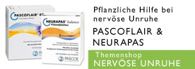 Nerv�se Unruhe Pascoflair & Neurapas Themenshop