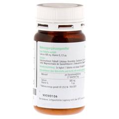 CALCIUM+D3 Tabletten 100 Stück - Rückseite