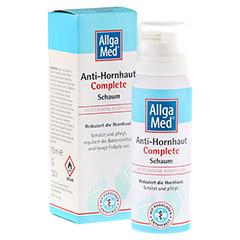 ALLGA MED Anti-Hornhaut Complete Schaum 75 Milliliter