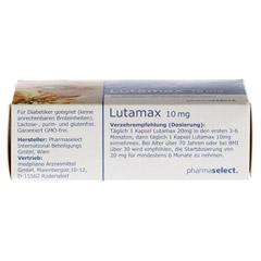 LUTAMAX 10 mg Kapseln 30 St�ck - Oberseite