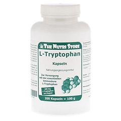 L-TRYPTOPHAN 400 mg Kapseln 200 Stück