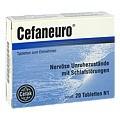 CEFANEURO Tabletten 20 St�ck N1