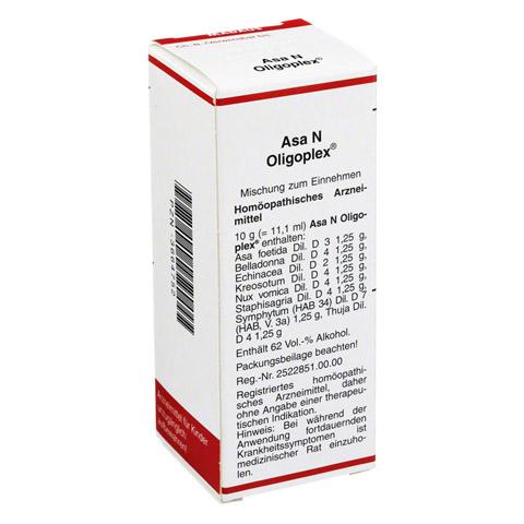 ASA N Oligoplex Liquidum 50 Milliliter N1