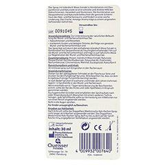 DOPPELHERZ medizinisches Hals-Rachen-Spray 30 Milliliter - Rückseite