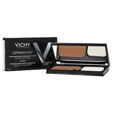 VICHY DERMABLEND Kompakt-Creme 35 10 Milliliter