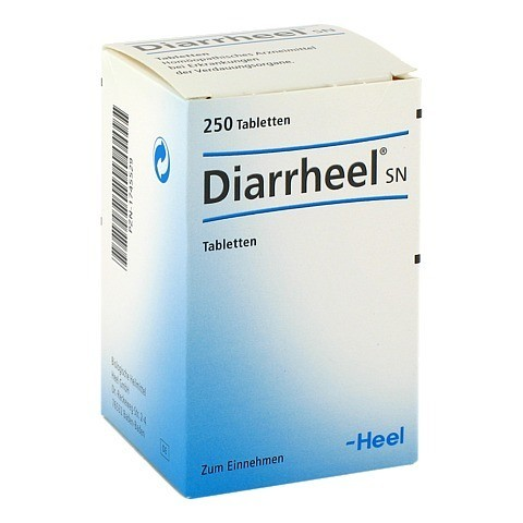 DIARRHEEL SN Tabletten 250 St�ck N2