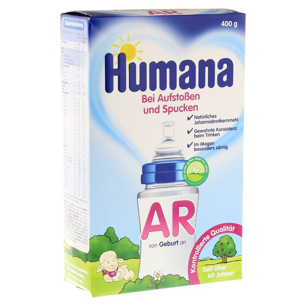 humana ar milch