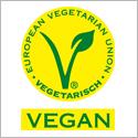 Ferrotone Eisen mit Apfelkonzentrat und Vitamin C Siegel Vegan