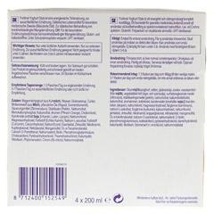 FORTIMEL Yoghurt Style Pfirsich Orangegeschmack 4x200 Milliliter - Unterseite