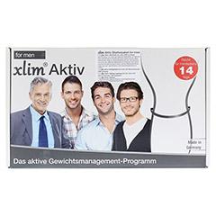 XLIM Aktiv Starterpaket for men Vanille 1 Packung - Vorderseite