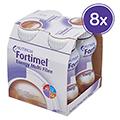 FORTIMEL Energy Multi Fibre Schokoladengeschmack 8x4x200 Milliliter