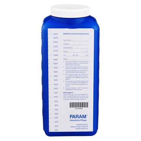 URINSAMMELGEF�SS m.Deckel 2.5 Liter